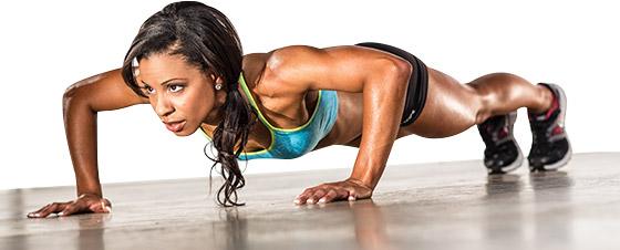 Antrenamentul de forta arde cele mai multe calorii