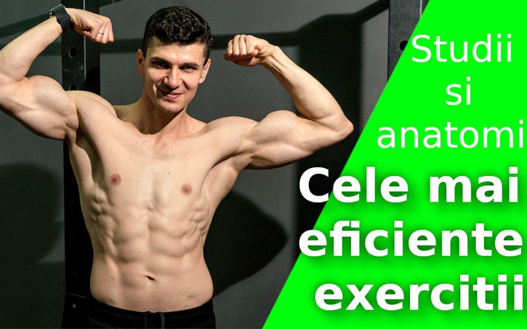 Antrenament biceps acasa